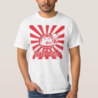 Red Cigar Dojo logo T-Shirt