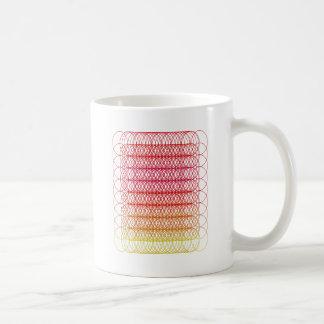 Red Circle Mugs