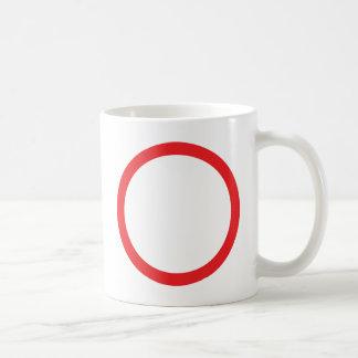 red circle ring mug