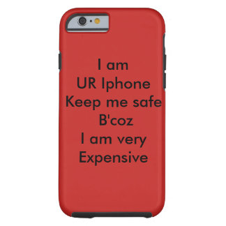 Red classic Iphone cover with great look