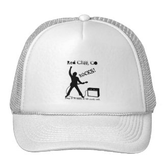 Red Cliff, CO Mesh Hats