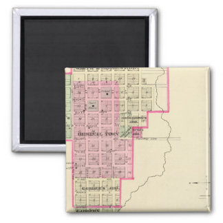 Red Cloud, Nebraska Fridge Magnets