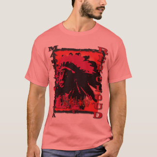 Red Cloud Oglala Lakota War Chief T-Shirt