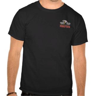 Red Cobra Back - HCC Logo Front T Shirt