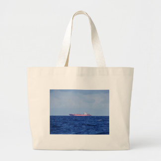 Red Container Ship Bag