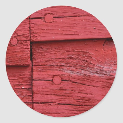 RED COUNTRY PAINT WOOD TEXTURES BACKGROUNDS TEMPLA STICKER