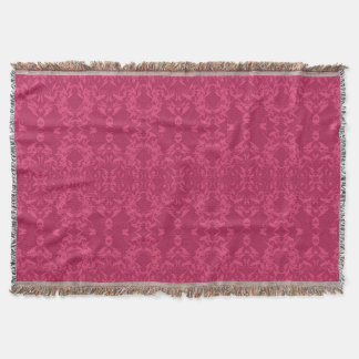 red cover throw blanket