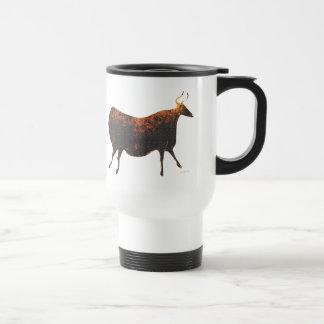 Red Cow of Lascaux Coffee Mug