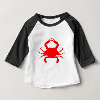 Red Crab Baby T-Shirt