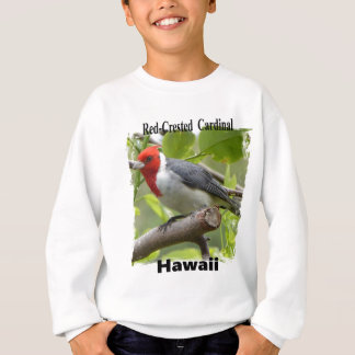 Red-crested Cardinal Sweatshirt
