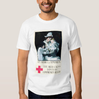Red Cross Fosters Community Health (US00020A) Shirt