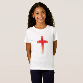 Red Cross Girls T-Shirt