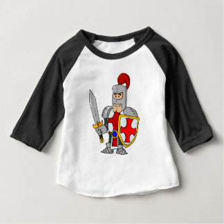 red cross knight baby T-Shirt