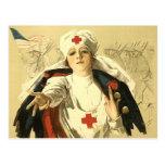 Red Cross Postcards