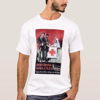Red Cross Roll Call (US00203) T-Shirt