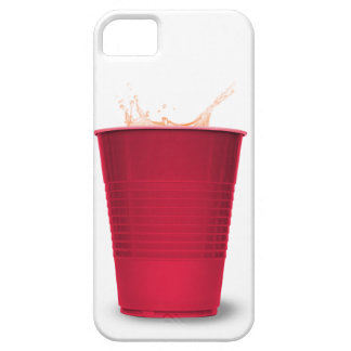 Red Cup iPhone 5 Cover