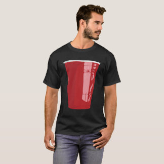 Red Cup Shirt Beer Pong