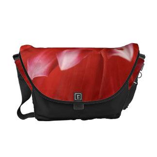 Red Dahlia - Medium BAG Commuter Bag