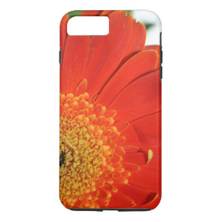 Red Daisy iPhone 8 Case