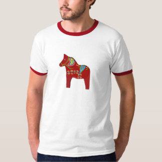 Red Dala Horse t-shirt