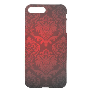 red damask glow iPhone 7 plus case