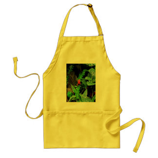Red Dart Frog CB Adult Apron