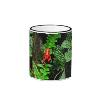 Red Dart Frog CB Mug