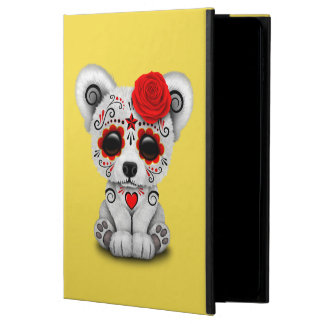 Red Day of the Dead Baby Polar Bear Powis iPad Air 2 Case