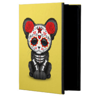 Red Day of the Dead Black Panther Cub Powis iPad Air 2 Case