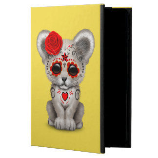 Red Day of the Dead Lion Cub Powis iPad Air 2 Case