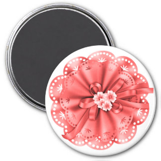 Red Decoration Magnet
