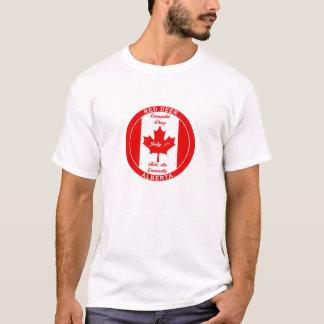 RED DEER ALBERTA CANADA DAY T-SHIRT
