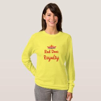 Red Deer Alberta  Royalty t-shirt