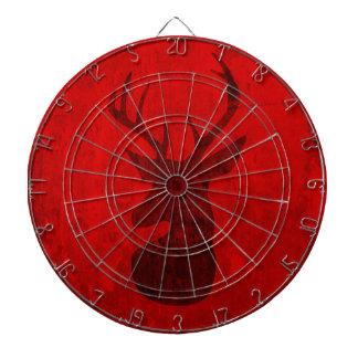 Red Deer Design Dartboard
