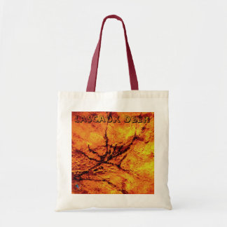 Red Deer of Lascaux Tote Bag