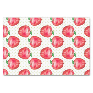 Red Delicious Tissue Paper