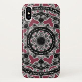 Red Denim lace Fantasy ~ iPhone X Case
