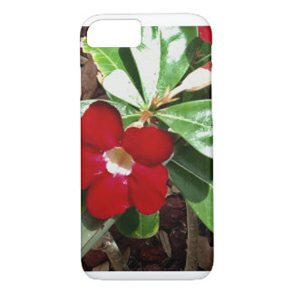 Red desert rose iPhone 8/7 case