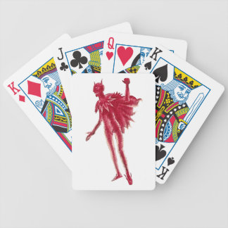 Red Devil Bicycle Playing Cards