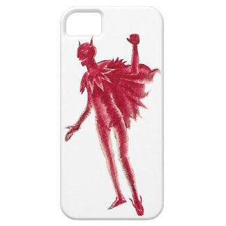 Red Devil Case For The iPhone 5