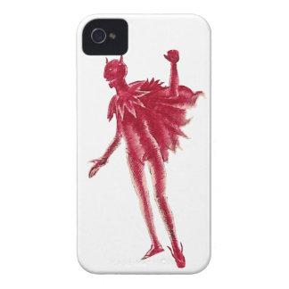 Red Devil Case-Mate iPhone 4 Case