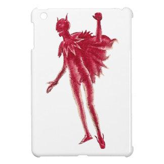 Red Devil iPad Mini Cover