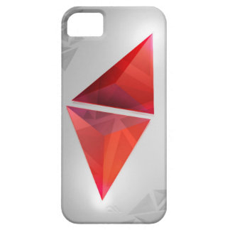 Red Diamond with shine iphone case iPhone 5 Covers