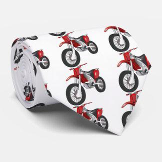 Red Dirt Bike Tie