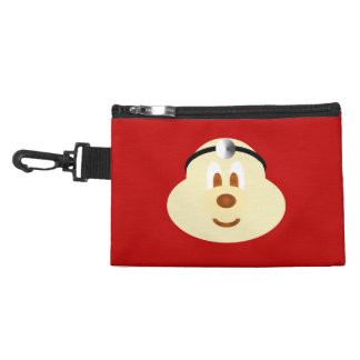 Red Doctor 鮑 鮑 Gray Clip Bag