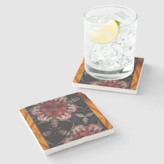 Red Dog Collection Drink Coaster