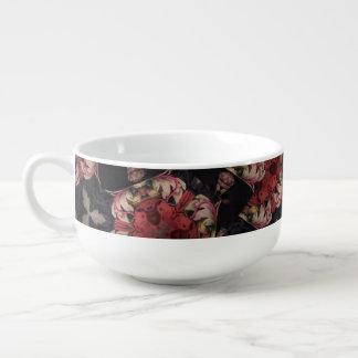 Red Dog collection Soup Mug