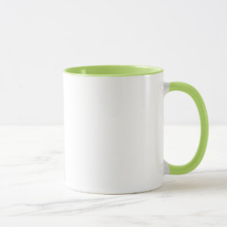 Red Doodle Love Coffee Mug