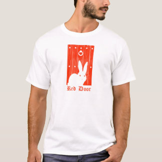 Red Door Rabbit T-Shirt