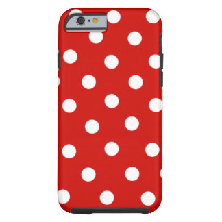 red dot iPhone 6 case Tough iPhone 6 Case